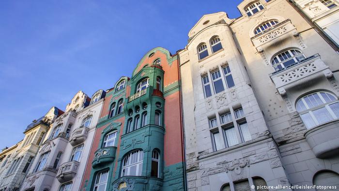 Німці не люблять зносити старі будівлі