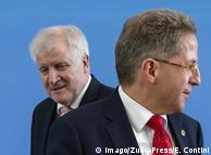 Горст Зеегофер і Ганс-Ґеорґ Маасен (архівне фото)