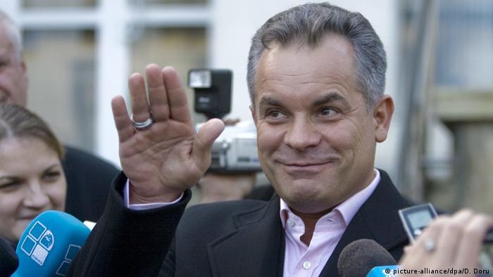 Лидер Демократической партии Молдавии Влад Плахотнюк