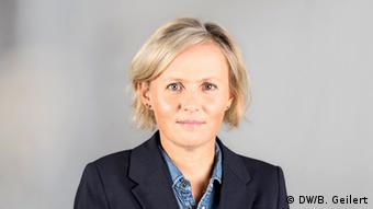 Deutsche Welle Sandra Petersmann Kommentarbild