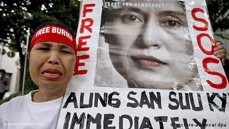Aung San Suu Kyi Flash-Galerie