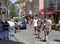 Історичний центр Вільнюса