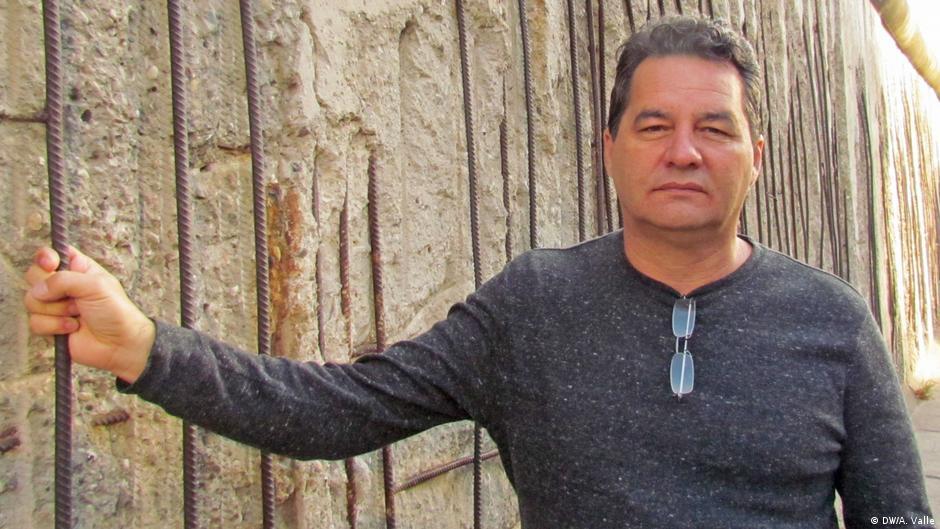 Schriftsteller Angel Santiesteban