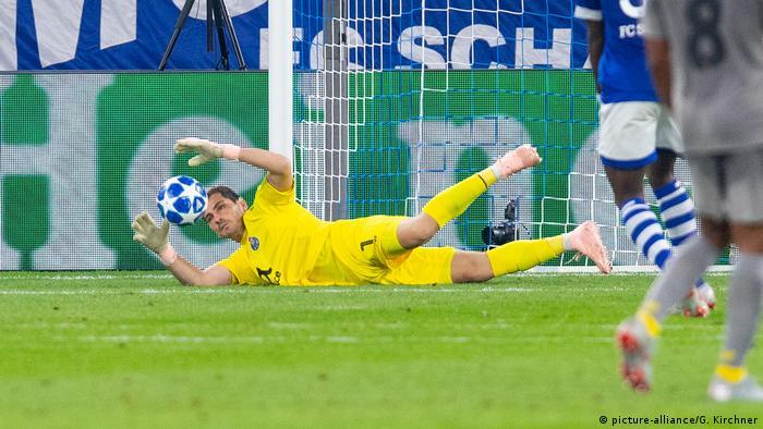 FC Schalke 04 - FC Porto (picture-alliance/G. Kirchner)
