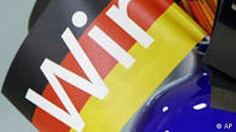 BdT Deutschland Wahlen CDU Flaggen