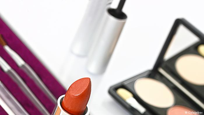 Foto simbólica de cosméticos