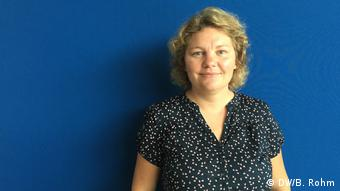Biologin Karin Schneeberger