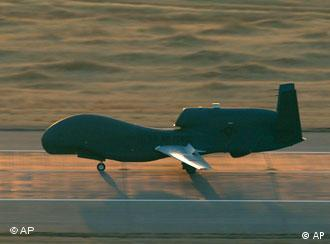 The deployment of drones raises complex questions because the aircraft are piloted remotely