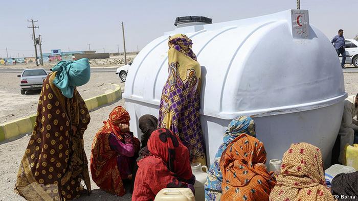 عکس: کمبود آب در بلوچستان