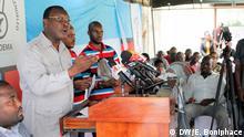 Tansania Chadema-Parteivorsitzender FreemanMbowe