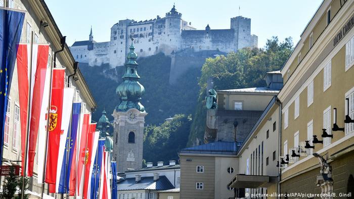 У Зальцбургу розпочався дводений неформальний саміт ЄС