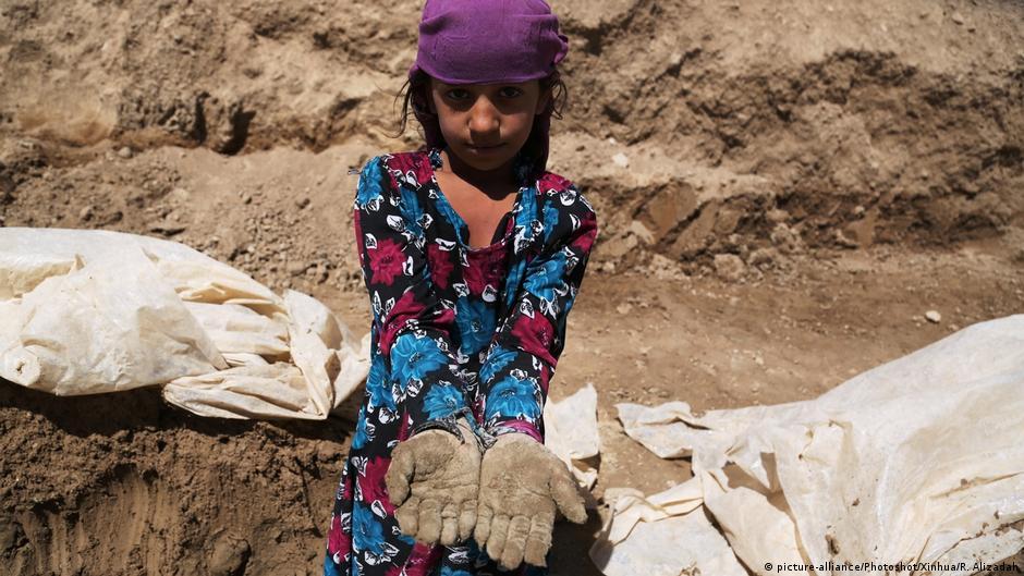 Каждый десятый ребенок в мире вынужден работать — ООН