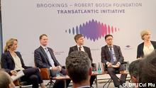 Deutschland Bosch-Stiftung Engaging with China: Perspectives and Prospects for Cooperation, Competition and Confrontation