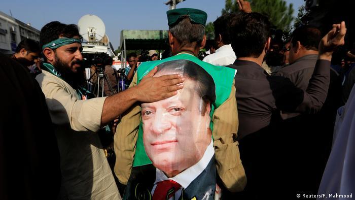Pakistan Freilassung von Ex-Premier Sharif