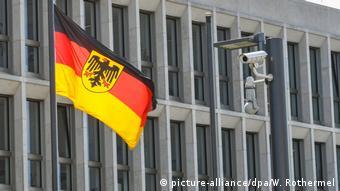 Deutschland Bundesministerium des Inneren in Berlin (picture-alliance/dpa/W. Rothermel)