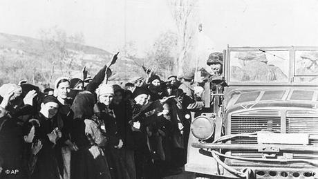 Angriff NS-Deutschland gegen Griechenland