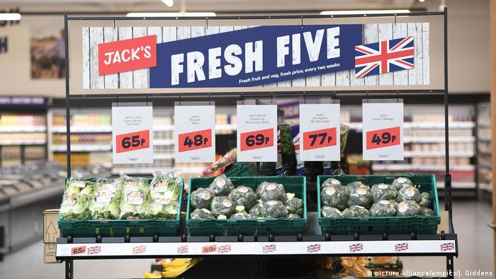 Tesco's new discount supermarket, Jack's