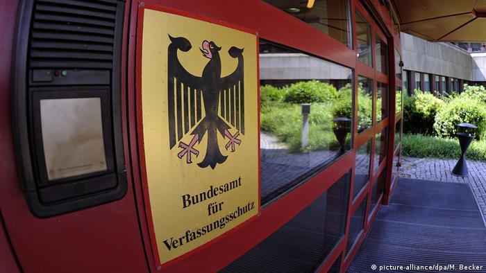 Deutschland Bundesamt für Verfassungsschutz