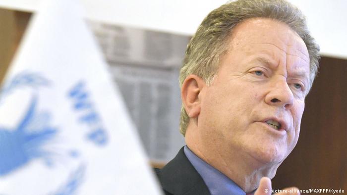 Глава ВПП ООН Дэвид Бизли