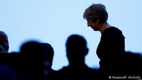UK Theresa May (Reuters/P. Nicholls)