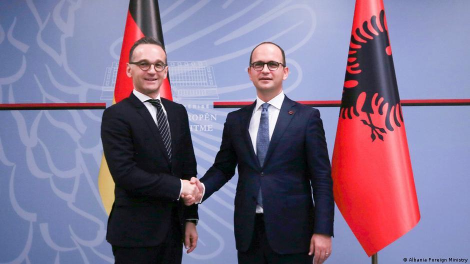 Maas në Tiranë  Vazhdoni reformat për konsolidimin e shtetit ligjor dhe pavarësinë e drejtësisë