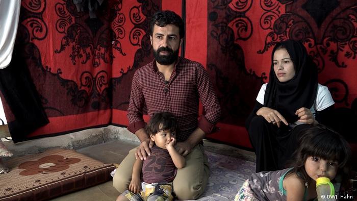 Türkei Abdulmajid Al-Halabi, 2012 aus Idlib in die Türkei geflohen