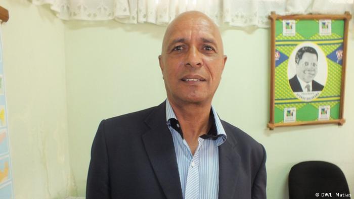 Hermínio Morais, antigo comandante da guerrilha da RENAMO, era inicialmente o segundo da lista