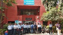 Indien - Neu Delhi - Angriffe auf Studenten