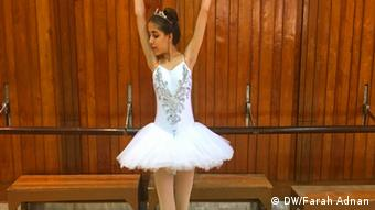 Irak Musik- und Balletschule in Bagdad (DW/Farah Adnan)