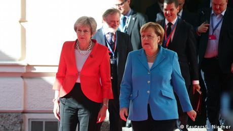 Саміт у Зальцбурзі: ЄС відкинув пропозиції Мей щодо відносин після Brexit