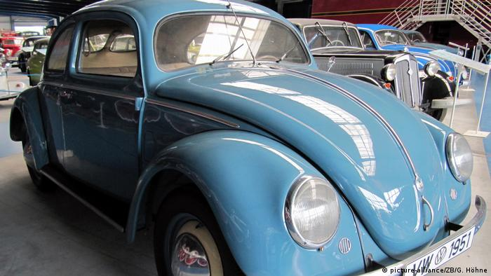 Vintage Vw Beetle Collection Up For Auction In Sweden News Dw