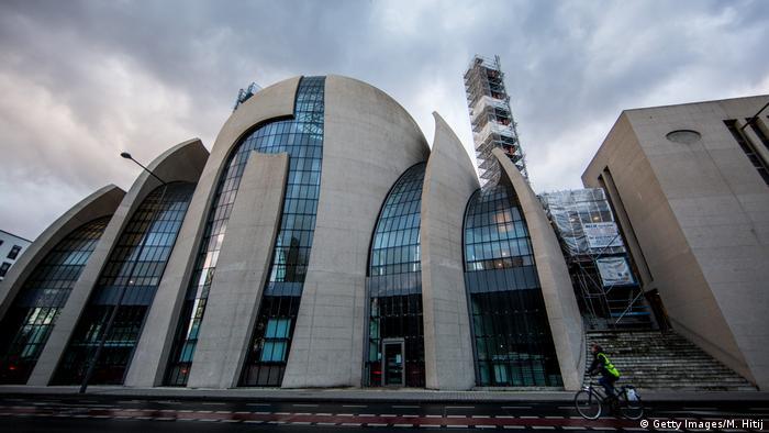 DITIB-Zentralmoschee, Köln (Getty Images/M. Hitij)
