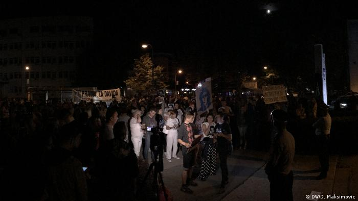Bosnien und Herzegowina Proteste in Banja Luka
