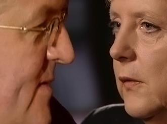 Меркел и Щайнмайер - между тях е борбата за канцлерския пост в Германия