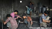 Bangladesch Werkstatt in Dhaka