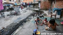 Brasilien, Kinderarmut