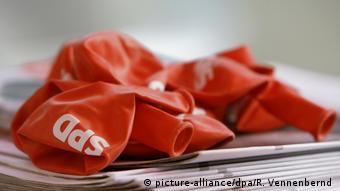 Deutschland Volksparteien verlieren an Zustimmung   SPD - Luft raus