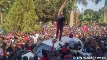 Bobi Wine, der umstrittene Popstar aus Uganda, wurde Parlamentarier