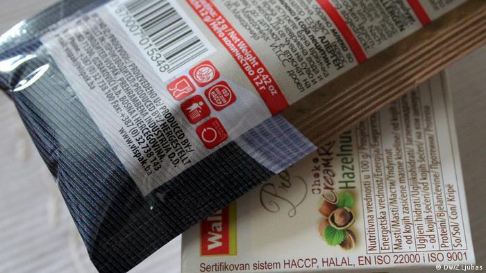 Vidne oznake za Halal prizvode