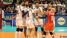 Iran, Volleyball-Nationalmannschaft bei der WM 2018 in Bulgarien