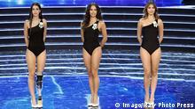 Italien Finale Miss Italia Chiara Bordi