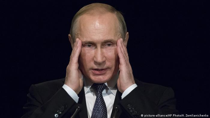Russland Wladimir Putin (picture-alliance/AP Photo/A. Zemlianichenko)