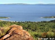 Озеро Вікторія в Танзанії (фото з архіву)