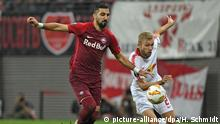 Europa League RB Leipzig - RB Salzburg (picture-alliance/dpa/H. Schmidt)
