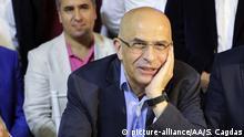 Türkei Journalist Enis Berberoglu freigelassen