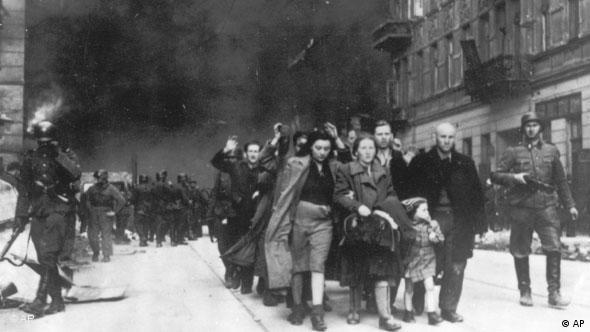 70 Jahre Aufstand im Warschauer Ghetto