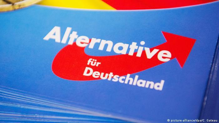Símbolo do partido Alternativa para a Alemanha