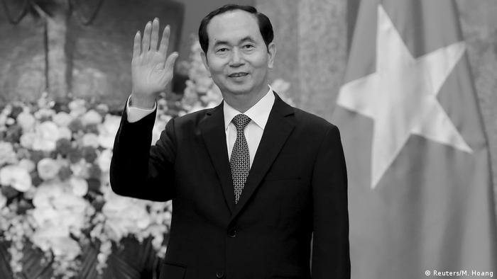 Vietnam Tran Dai Quang, Präsident