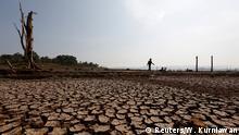 Indonesien Dürre | Jatigede Reservoir