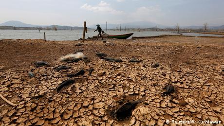 Sequía en Indonesia. (2018).